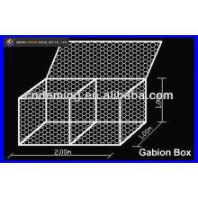 1x1x1 Gabion Box (große Fabrik & Exporteur)