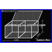Caixa do gabion 1x1x1 (fábrica grande & exportador)