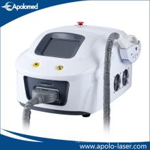 Rajeunissement portatif de peau de Shr RF d'épilation de laser de chargement initial pour le salon de beauté