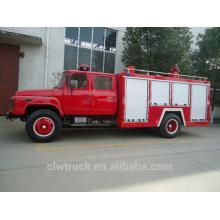 Fabricante de caminhões de bombeiros de fábrica, caminhão de bombeiros de 4 toneladas