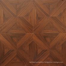 12.3mm E0 HDF AC4 Embossed Oak Sound Absorbing Laminate Flooring
