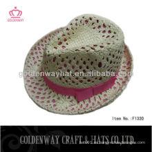 Personalizado barato Baby Fedora Hat