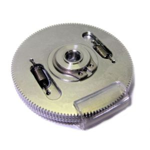 precision steel anti backlash gears for prosthesis