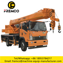 Truck Crane with Low Price and Good Quality