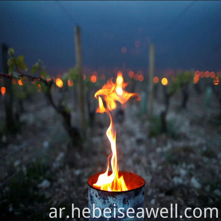 Outdoor Orchards Vineyard Plants Antifrost Candles 3