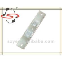 Металлический двойной кронштейн для штор для шторной дорожки