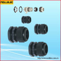 Plastic Fixed Cable Gland Pg-P Type Section Plane