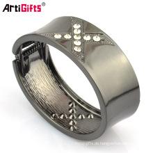 Großhandel Billig Männer Armband Souvenir Metall Wolfram Armband Germanium