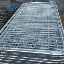 5 Rails Cattle Panel And Gate Cattle Yard Panel & 5 Bar Gate