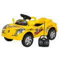 Four Wheels Baby Children Ride-on Car con pedal