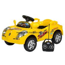 Voiture à quatre roues pour enfants avec pédale