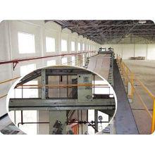 Linha de produção de papelão ondulado 3 ply