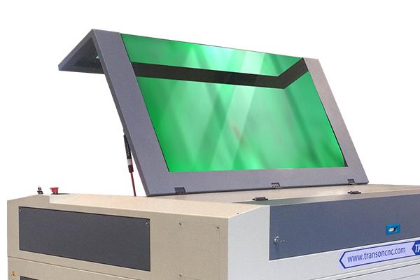 laser engraving cut cardboard