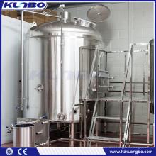 Système de bouillie électrique ou à vapeur KUNBO Système de brassage Brewkettle et bière