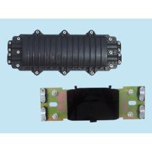 Horizontaler Faseroptik-Spleißverschluss
