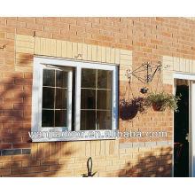 white color aluminum decorative window grill