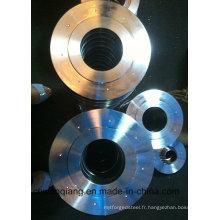 Diamètre de l'acier inoxydable sur la bride