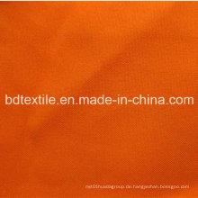100% Polyester Zwei Tone Minimatt Stoff