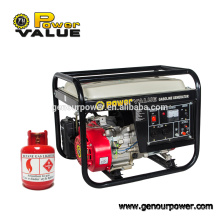 Berühmte Marke 168F 2kw / kva Benzingenerator jd für Verkauf Qualitätswahl