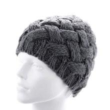 Made to Order Mode Frauen Handgestrickte Strick Winter Hüte