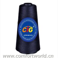 Fil à coudre polyester 100% filé 30S / 2-2000YDS