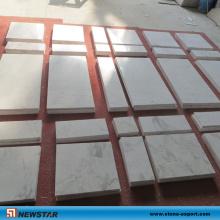 High Quality Carrara White/Sugar White Slab