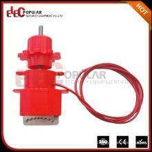 Elecpopular Neue Produkte 2016 Universal-Ventilsicherheits-Verriegelungsgeräte mit Nylon-Kabel