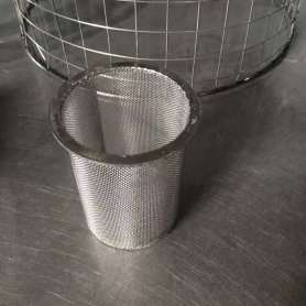 Disc Mesh Stainless Steel