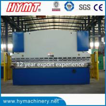 WC67Y-200x4000 Prensa plegadora hidráulica y plegadora hidráulica
