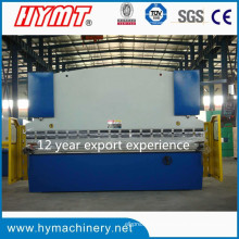Presse plieuse hydraulique WC67Y-200x4000 et plieuse hydraulique