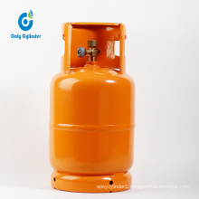 Factory Supplying Small Size 2kg LPG Gas Cylinder for Hot Sale