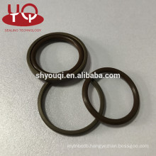 Excavator cylinder PTFE glyd seal SPGO piston seal/Oil seal o ring