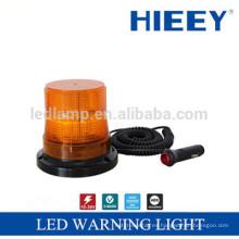 LED de luz ámbar de alarma de camiones llevó luz de advertencia magnético de rotación y LED de emergencia luz estroboscópica faro LED luz estroboscópica