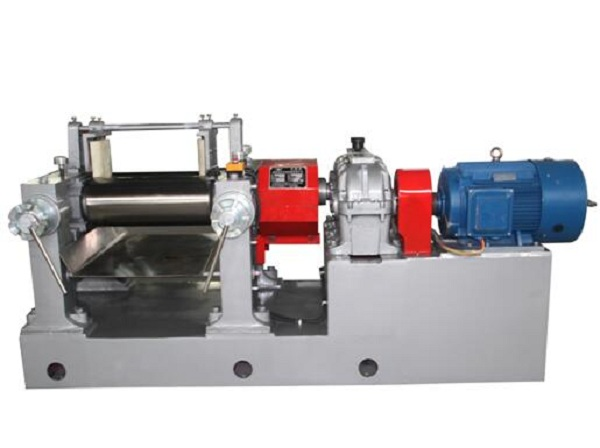 10 Inch Rubber Plastic Mixing Mill Machine1