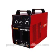 Hot venda IGBT inversor máquina de solda a arco MMA 400 Amp