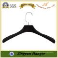 New Popular Wood Hanger en plastique de qualité en costume promotionnel