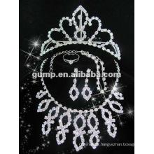 Dernier ensemble de bijoux de mariée (GWJ12-534A)
