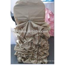 Funda para silla de boda satinada