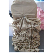 Satin Wedding Chair Cover