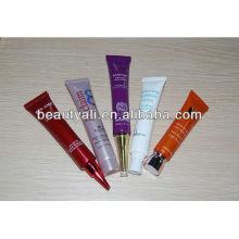 67-105ml Tubo de PE para el empaque cosmético
