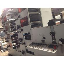 8 Farbe Flexo Druckmaschine