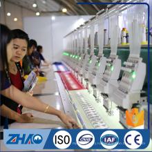 624 высокая производительность высокая скорость компьютеризированная плоская машина вышивки