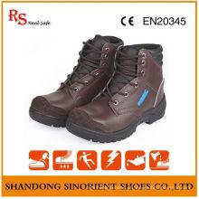 Botas de segurança PU Sole Rigger RS822