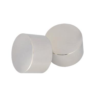 Aimant de cylindre en néodyme nickelé