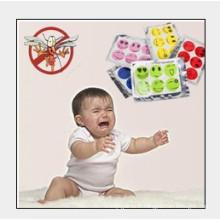 Patches anti-moustiques / Patches anti-moustiques, Autocollant anti-moustique