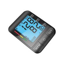 Máquina de teste de pressão arterial de memória de dois usuários