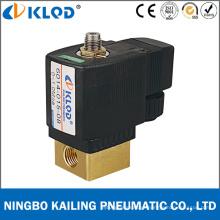 Série pneumática de atuação direta da válvula de solenoide Kl6014 de 3/2 maneiras