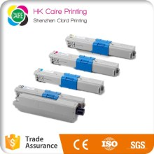 44469803 44469804 44469805 44469806 Toner Cartridge for Oki C310/C330/C360 with Chemical Toner Powder