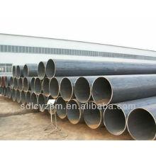 steel welded pipe/gb t13793 welded steel pipe