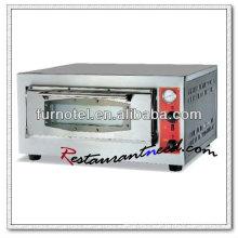 Forno de pizza rápido elétrico K328 de aço inoxidável